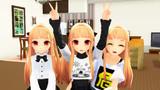 【MMD】妹レア様、2525再生おめでとう!