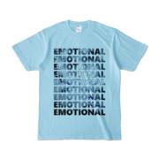 Tシャツ   ライトブルー   EMOTIONAL☆SKY