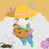 秋の収穫イラスト