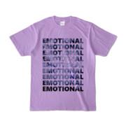 Tシャツ   ライトパープル   EMOTIONAL☆SKY