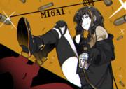 M16A1お姉ちゃん(ドルフロ)