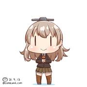 熊野 艦これワンドロ 210913