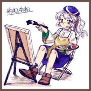 芸術家布都ちゃん