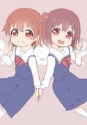 もしも星野姉妹が双子だったら