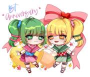 1周年おめでとう!!