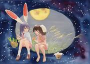 毎月17日と18日はイナバの日「お月見」