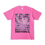 Tシャツ   ピンク   EMOTIONAL☆SKY