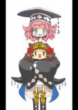 勇者と夢魔術師(キャラだけ)