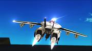 【MMDロボアニフェス2021】VF-1A発艦