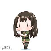 筑摩 艦これワンドロ 210923