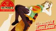 サンセット・サルサパリラの妖精的な玲霞さん!広告!!【Fate/MMD】
