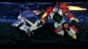 【MMDロボアニフェス2021】空の騎士