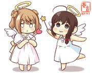 わんどろ天使みちしぐ