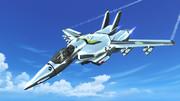 【MMDロボアニフェス2021】VF-1 試験飛行①