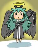 天使やまかぜちゃん!