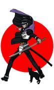 デビルサマナー 悪魔 召喚士 葛葉 ライドウ 提督と黒猫