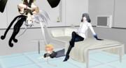 【Fate/MMD】ぐだ「集合!」(柏手)