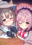 ハロウィン幸子と乙倉ちゃん
