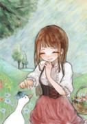 幸せの花園