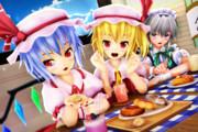 【レミフラ!】ミニメロンパン 食べてみて…♡