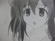 【夢喰いメリー】橘勇魚を描いてみた【豊崎行人】