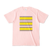 Tシャツ | ライトピンク | 3_Runway滑走路