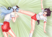 ゴルシ vs ウオッカ ②