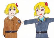 ルーミア軍曹