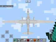 マイクラ 航空博物館 U-2 ドラゴンレディ
