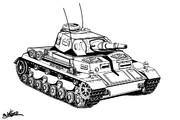 ドイツ軍の馬車馬~四号戦車くんB型