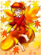 秋の妖精(?)
