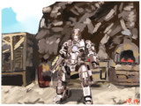 ARKで作りたい鉄装備。