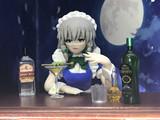 [粘土で]十六夜月なので2人で乾杯しませんか?[東方]