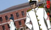 ゴルゴ提督着任しました。! お昼時の鳳翔さんと提督