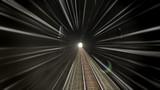 トンネルの出口が見えて来たァ!