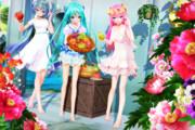 【今日のYYBルカさん】常春の楽園で フルーツ集め…♡