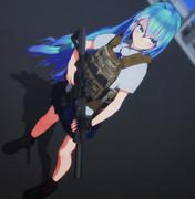 武装JKミク