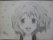 松前緒花 シャーペン