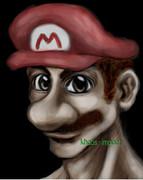 マリオを描いてみた