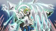 """ガンダムイーノックIE「第3の武器""""ガーレ""""」"""