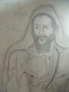 友人たちと理科の教科書に載ってた人を描いてみた ver.ガリレオ