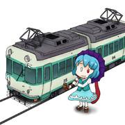 忘れ傘の夜行列車