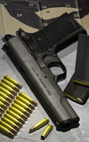 KM5拳銃