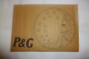 P&Gのロゴ