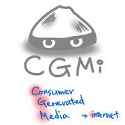 CGMのキャラクターアイデア「CGMⅰ」