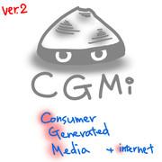 CGMのキャラクターアイデア「CGMⅰ」ver.2