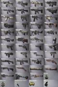 CoD:MW2の武器達