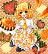 擬人かぼちゃ