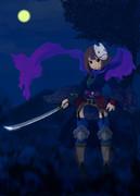 世界樹の迷宮3-シノビ♀-