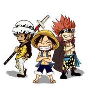 3船長!!